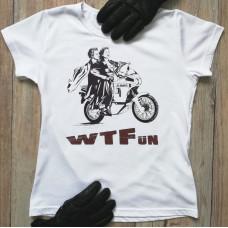 WTFun на мотоцикле