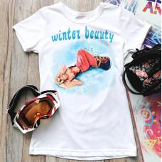 Красота зимы - сноуборд