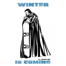 Старк и сноуборд - зима близко