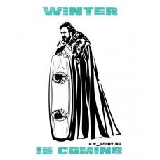 Старк и вейкборд - зима близко