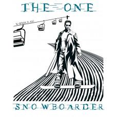 Избранный сноубордист