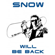 Snow will be back