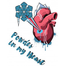 Powder in my heart