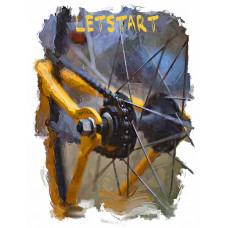 Letstart - велосипед